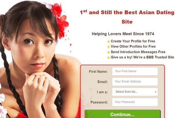 List of top asian dating sites