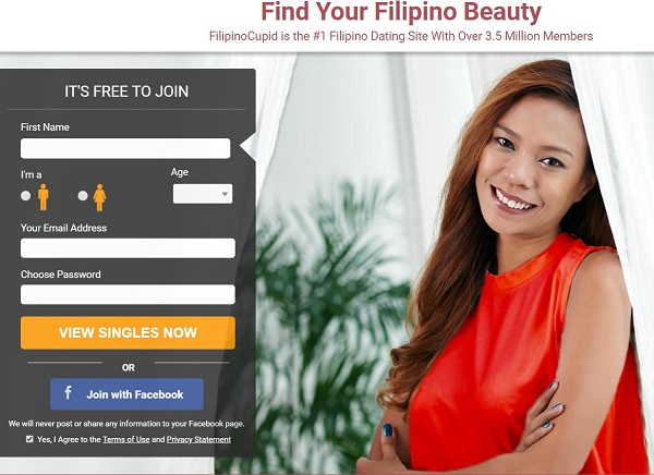 Free filipino dating site